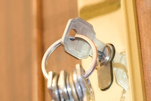 Een enkele sleutel voor alle sloten laten maken