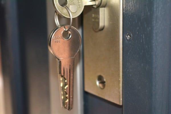 Help, mijn sleutel zit vast in mijn slot